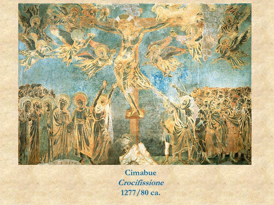 Cimabue Crocifissione 1277/80 ca.