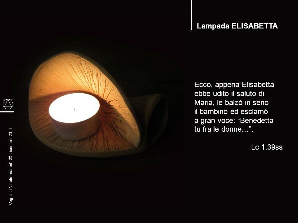 Lampada ELISABETTA