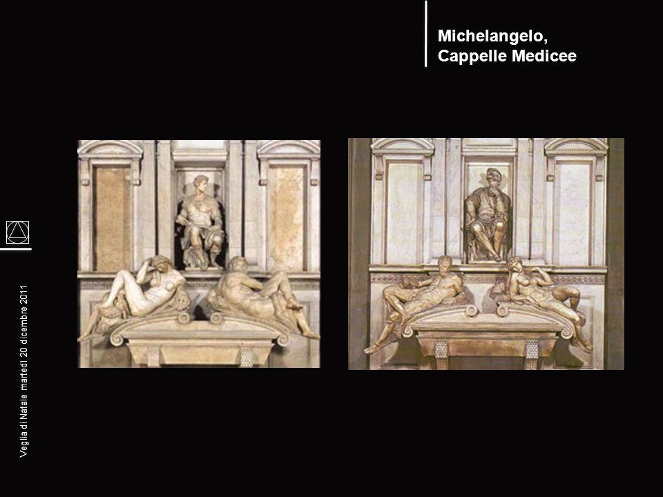 Michelangelo, Cappelle Medicee