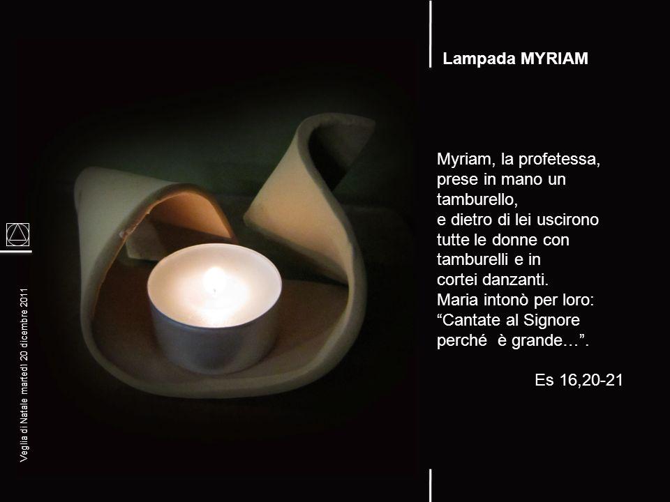 Lampada MYRIAM