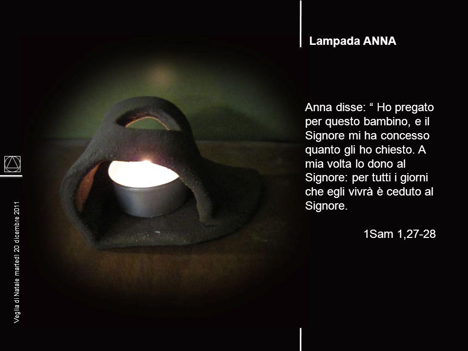 Lampada ANNA