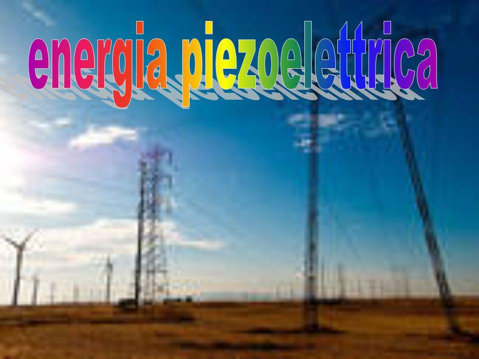 energia piezoelettrica