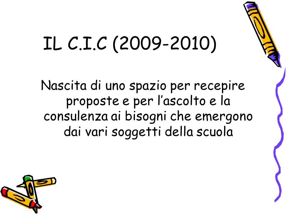 IL C.I.C (2009-2010)