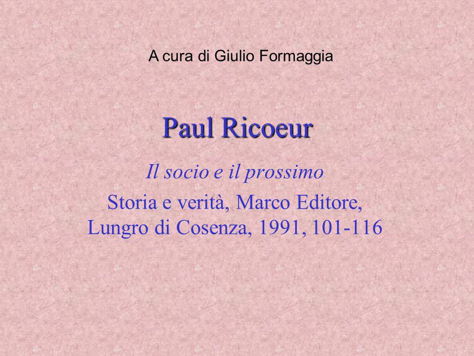 Storia e verità, Marco Editore, Lungro di Cosenza, 1991, 101-116