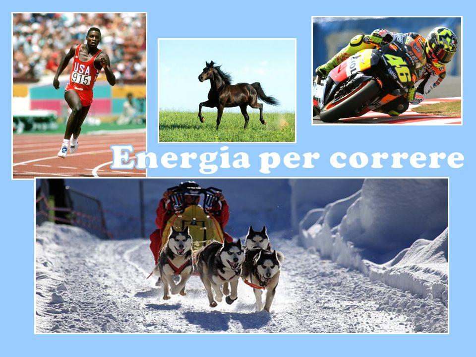Energia per correre