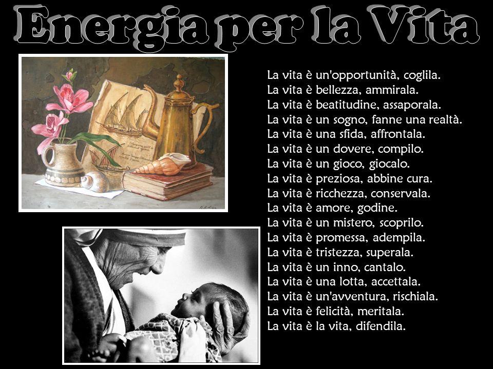 Energia per la Vita