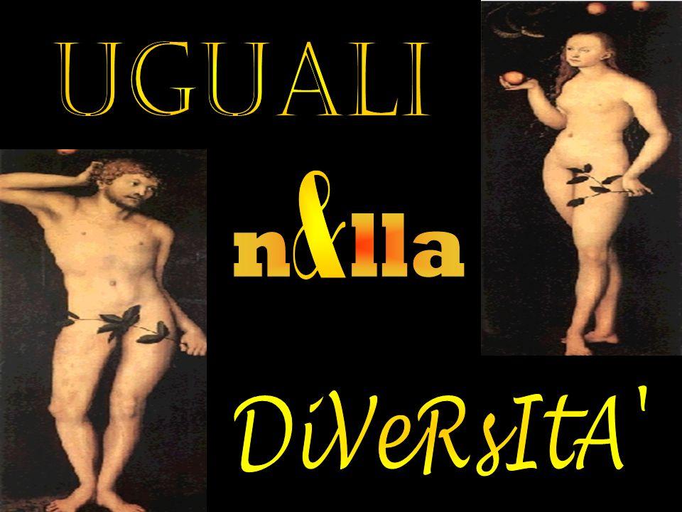 Uguali & n lla DiVeRsItA