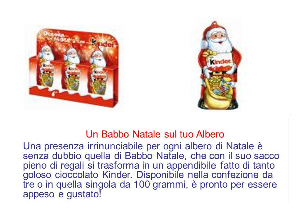 Un Babbo Natale sul tuo Albero