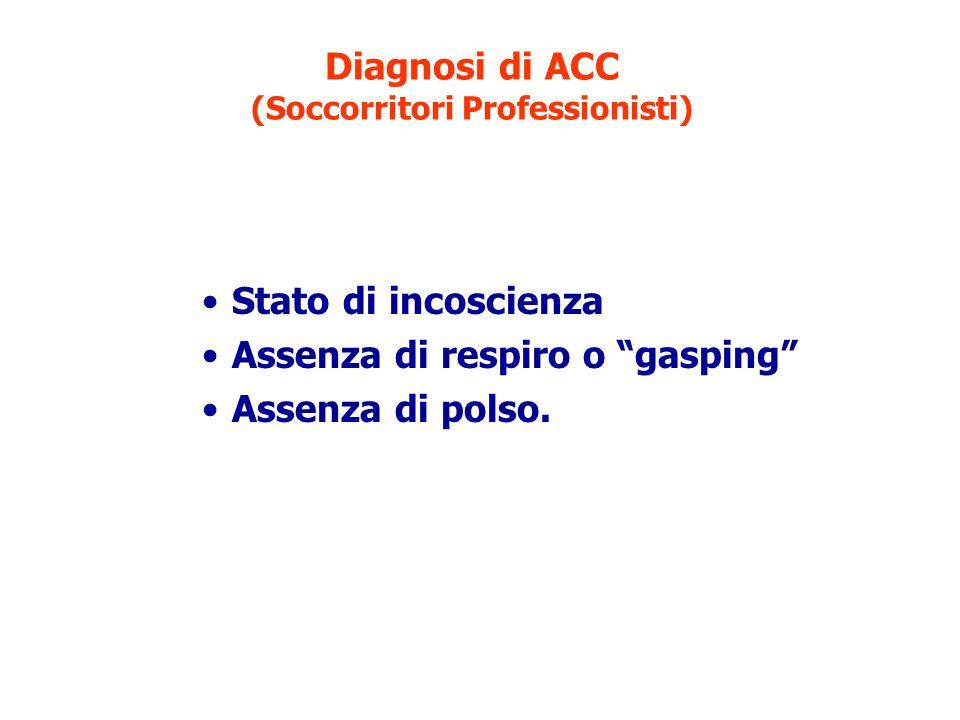 Diagnosi di ACC (Soccorritori Professionisti)