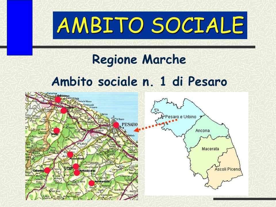 Ambito sociale n. 1 di Pesaro