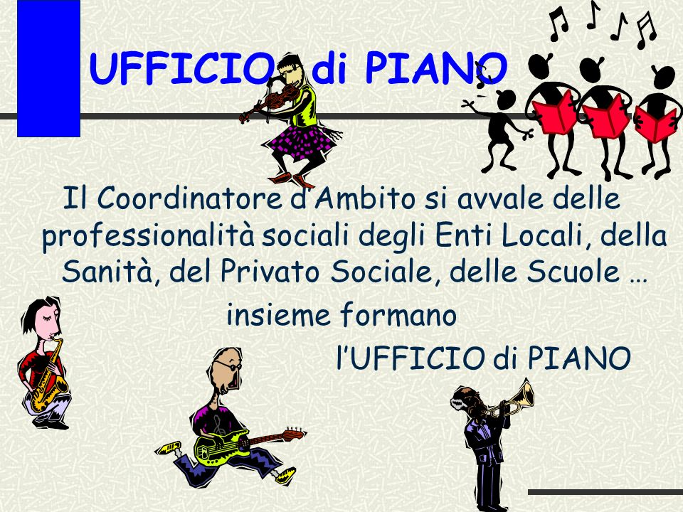 UFFICIO di PIANO