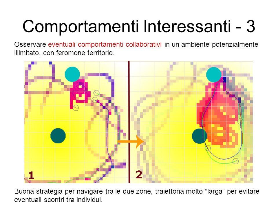 Comportamenti Interessanti - 3