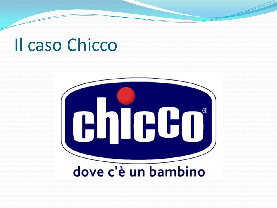 Il caso Chicco