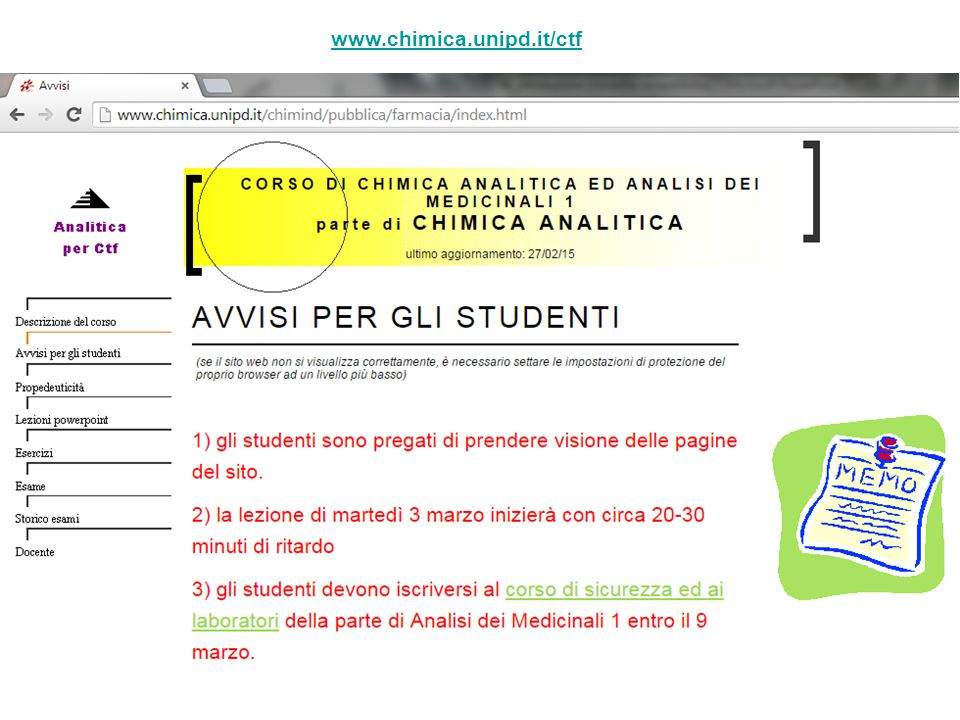 www.chimica.unipd.it/ctf