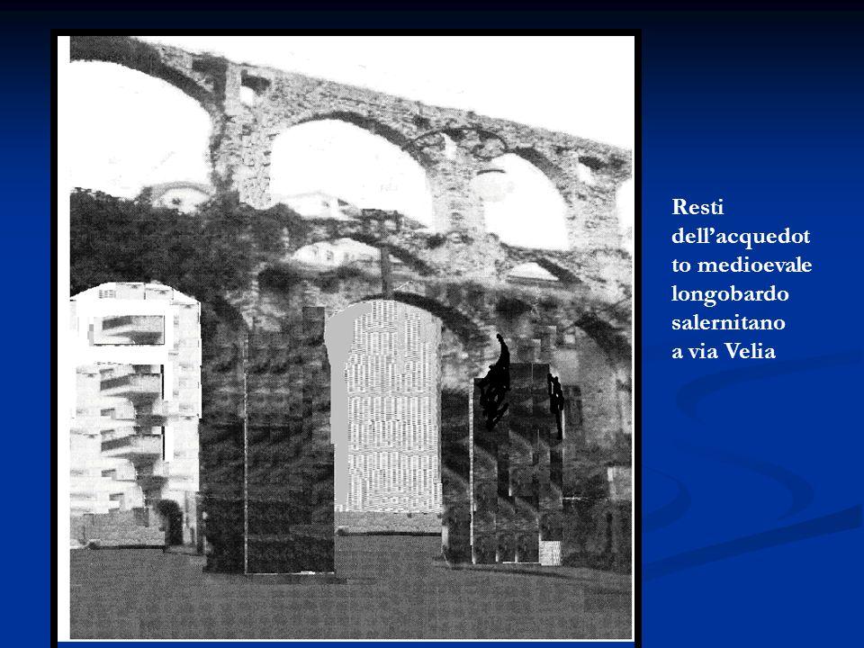 Resti dell'acquedotto medioevale longobardo salernitano