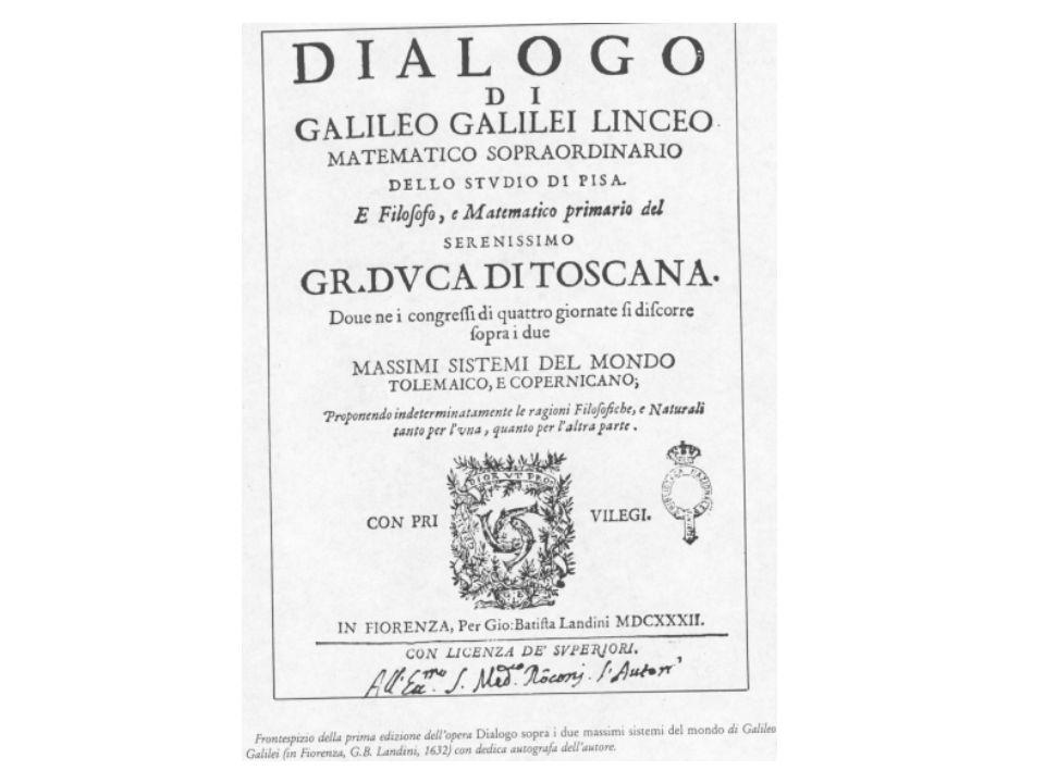 E' il caso di scienziati anche autorevoli come Galileo Galilei o Isaac Newton: Galileo si dimostrerà un abile comunicatore attraverso il mezzo della stampa, in particolare nella celebre opera Dialogo sopra i due massimi sistemi del mondo pubblicata a Firenze nel 1632.