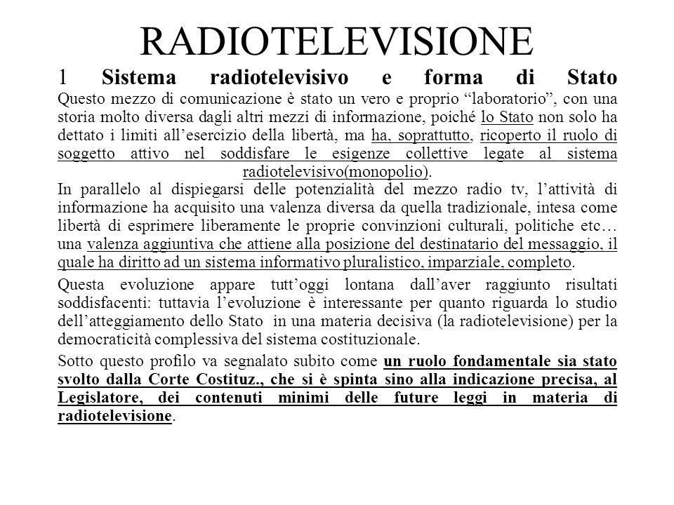 RADIOTELEVISIONE