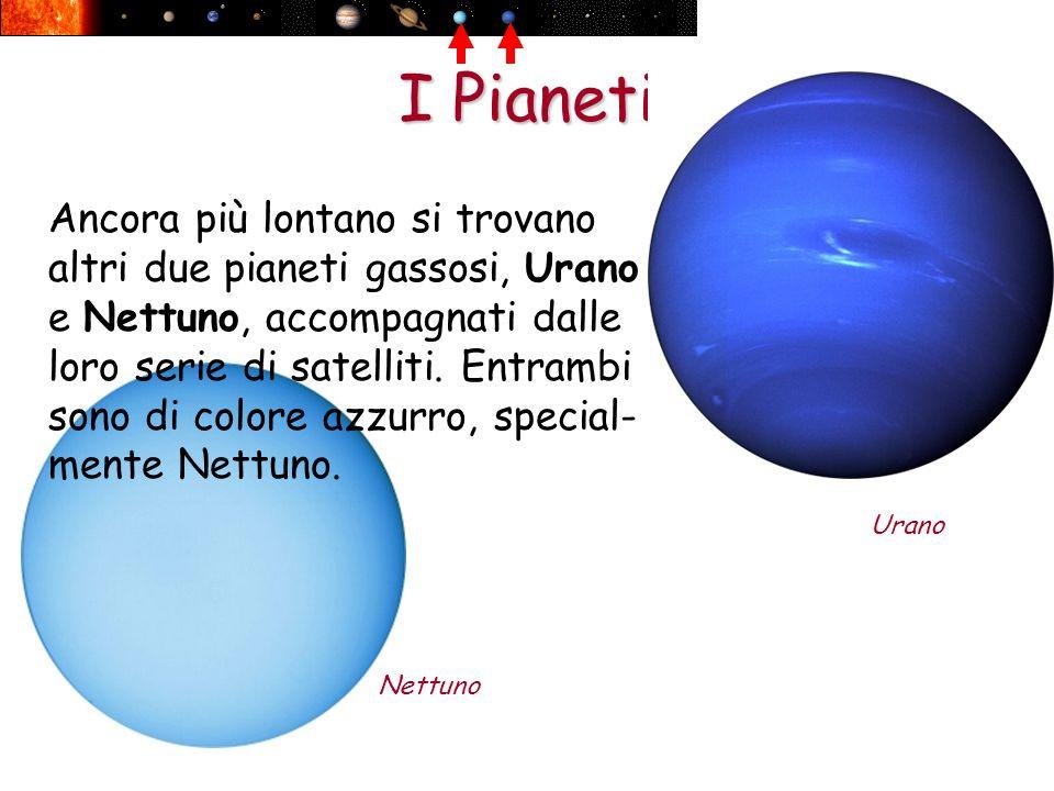 I PianetiNettuno. Urano.