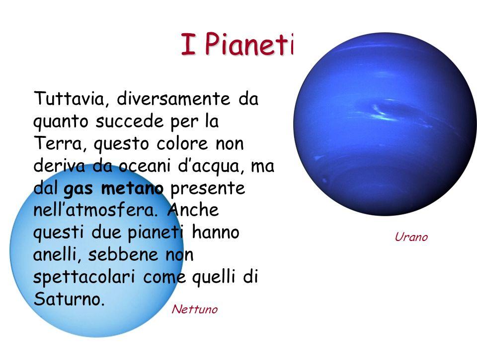 I Pianeti Nettuno. Urano.