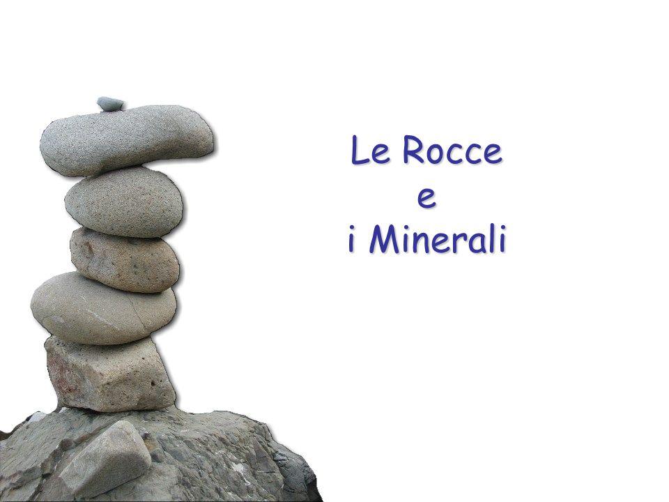 Le Rocce e i Minerali