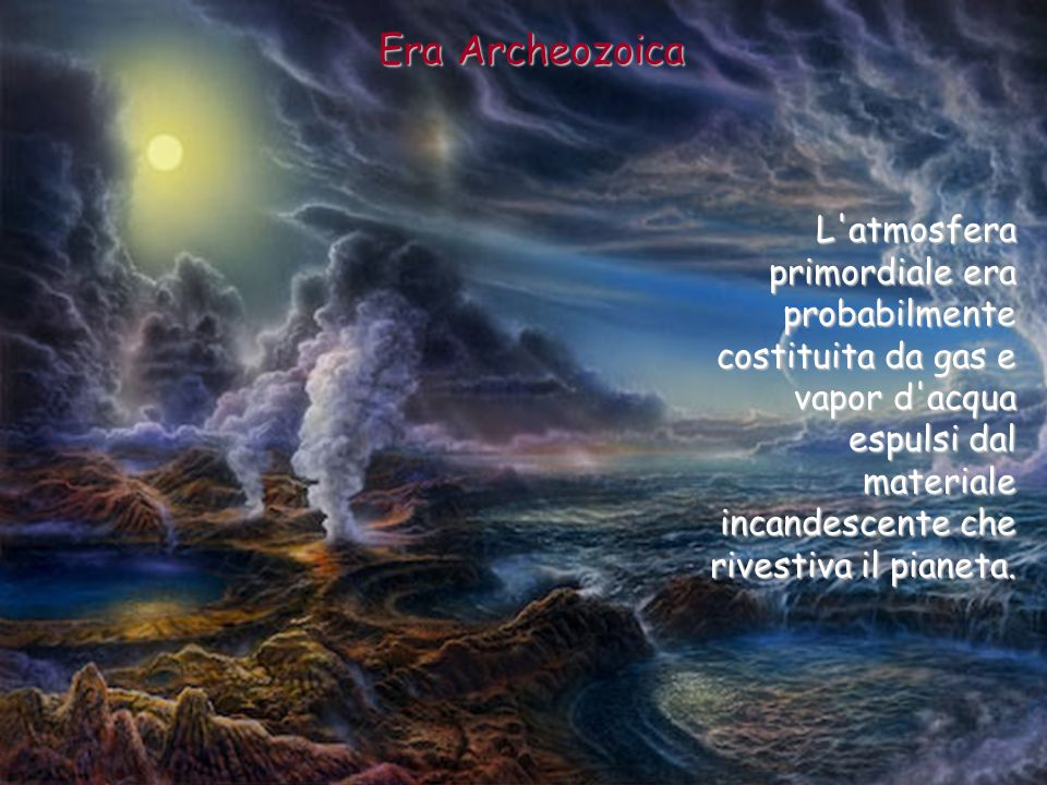 Era Archeozoica