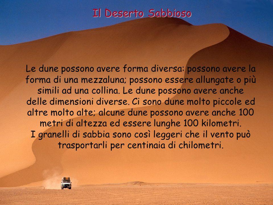 Il Deserto Sabbioso