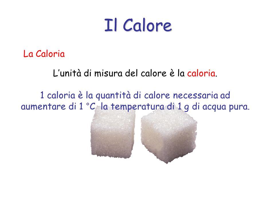 Il Calore La Caloria.