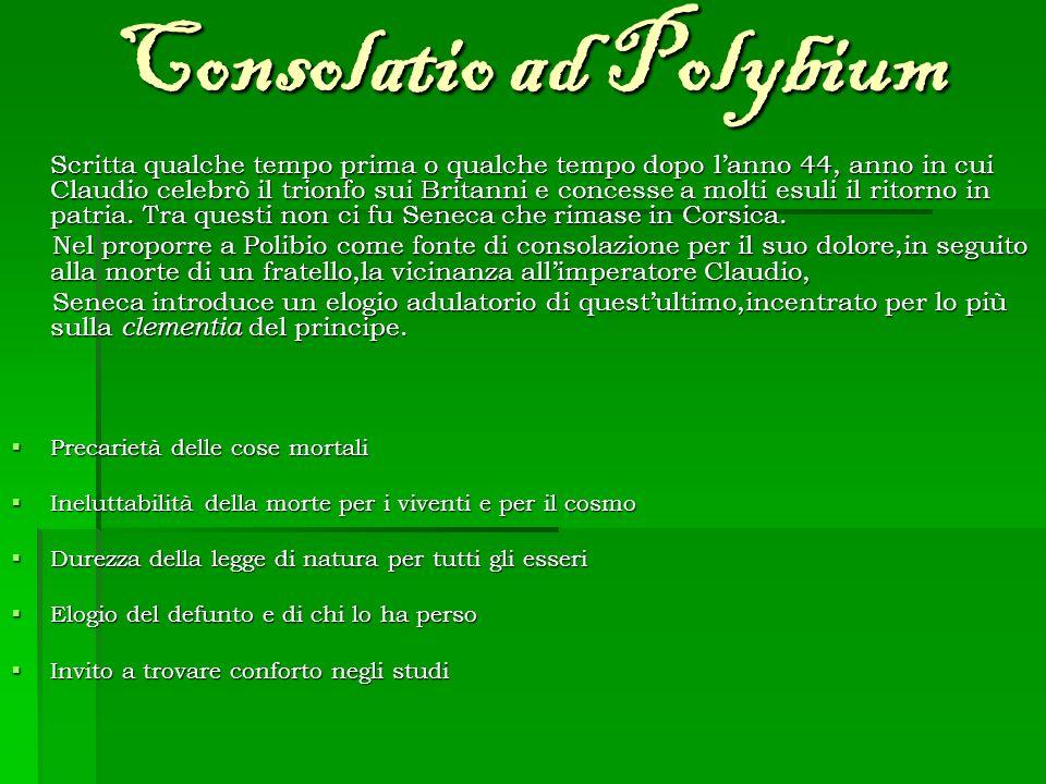 Consolatio ad Polybium