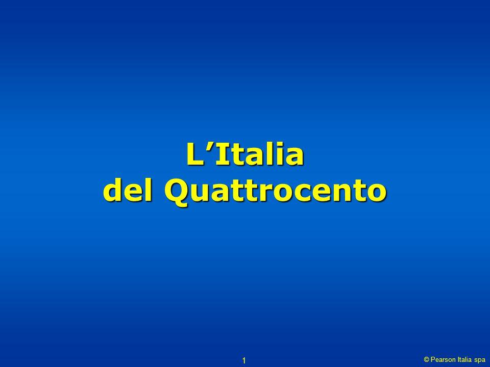 L'Italia del Quattrocento
