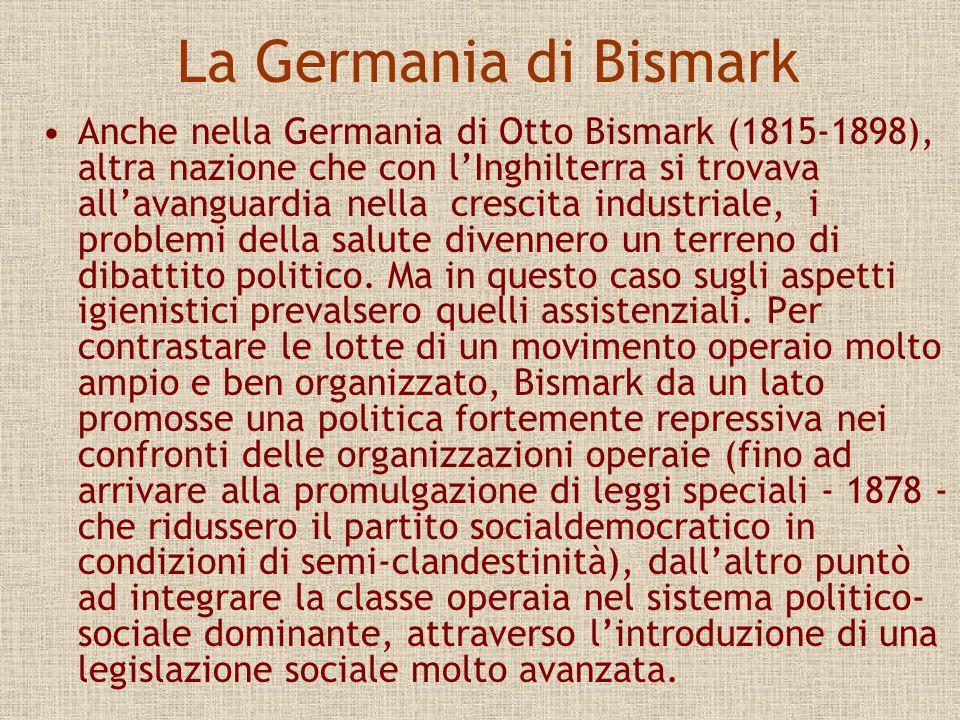La Germania di Bismark