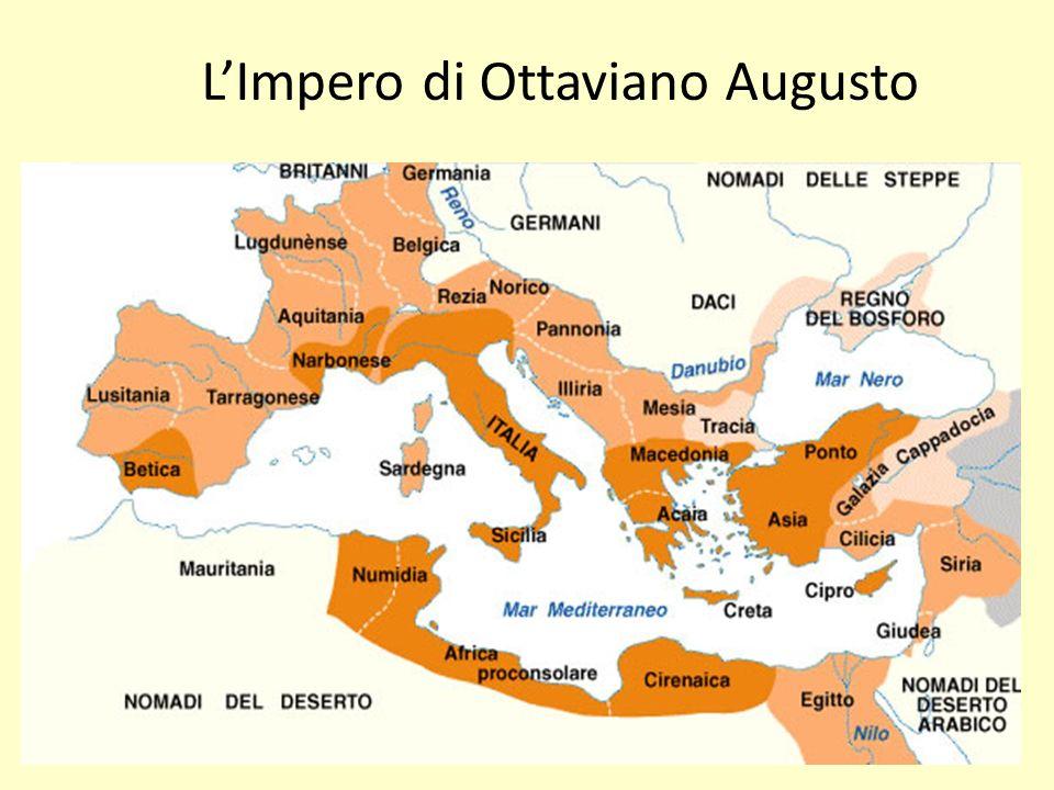 L'Impero di Ottaviano Augusto
