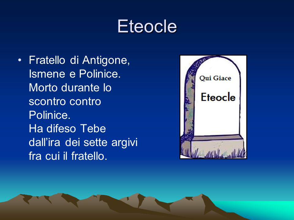 Eteocle