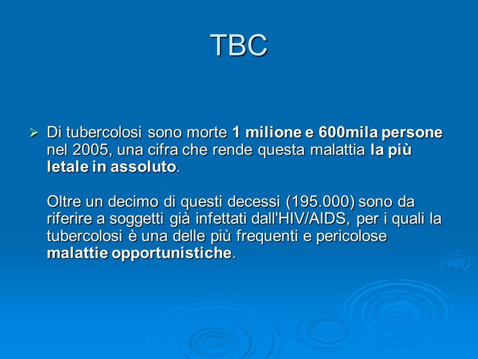 HIV / AIDS Attualmente in quest area vivono 12.1 milioni di bambini di età inferiore ai 18 anni che hanno perso almeno un genitore a causa dell AIDS.