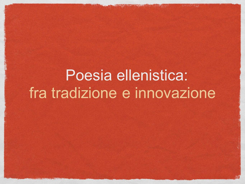 fra tradizione e innovazione