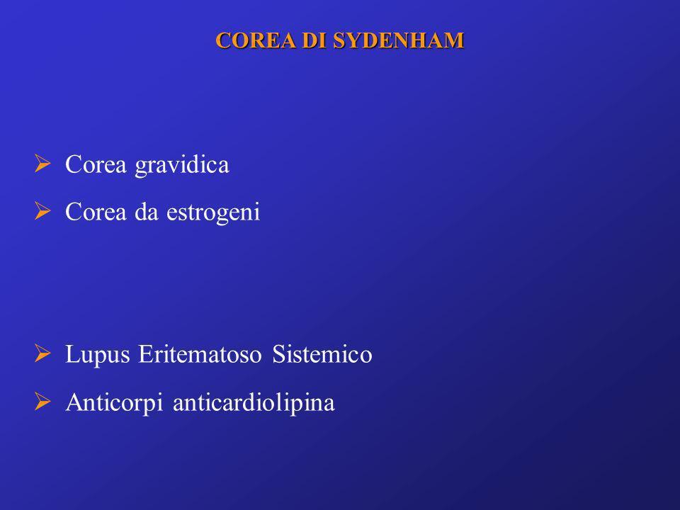 Lupus Eritematoso Sistemico Anticorpi anticardiolipina