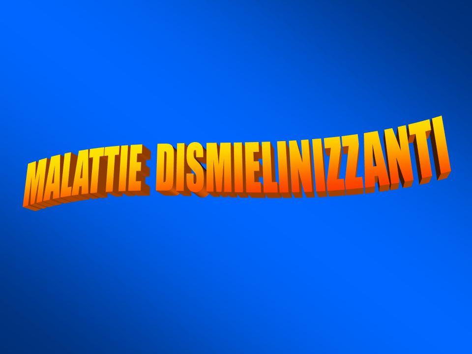 MALATTIE DISMIELINIZZANTI