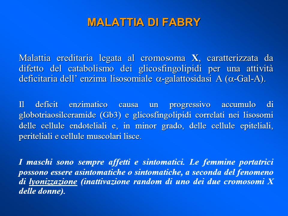 MALATTIA DI FABRY