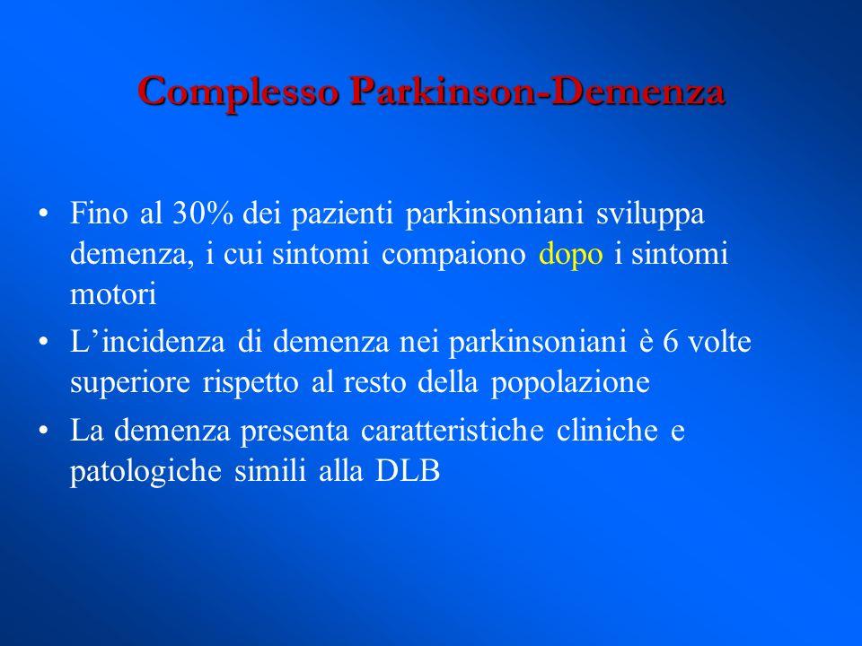 Complesso Parkinson-Demenza