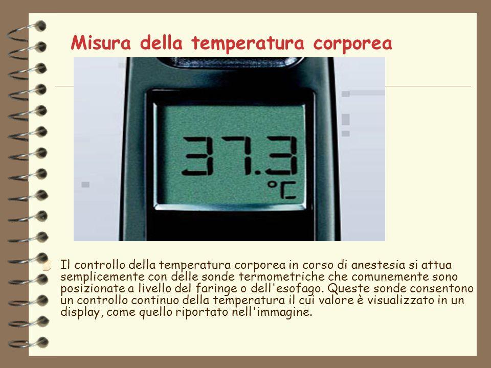 Misura della temperatura corporea