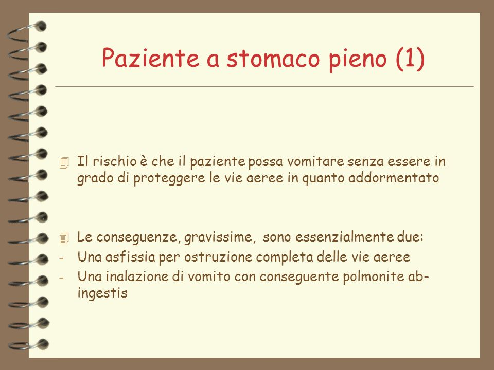 Paziente a stomaco pieno (1)