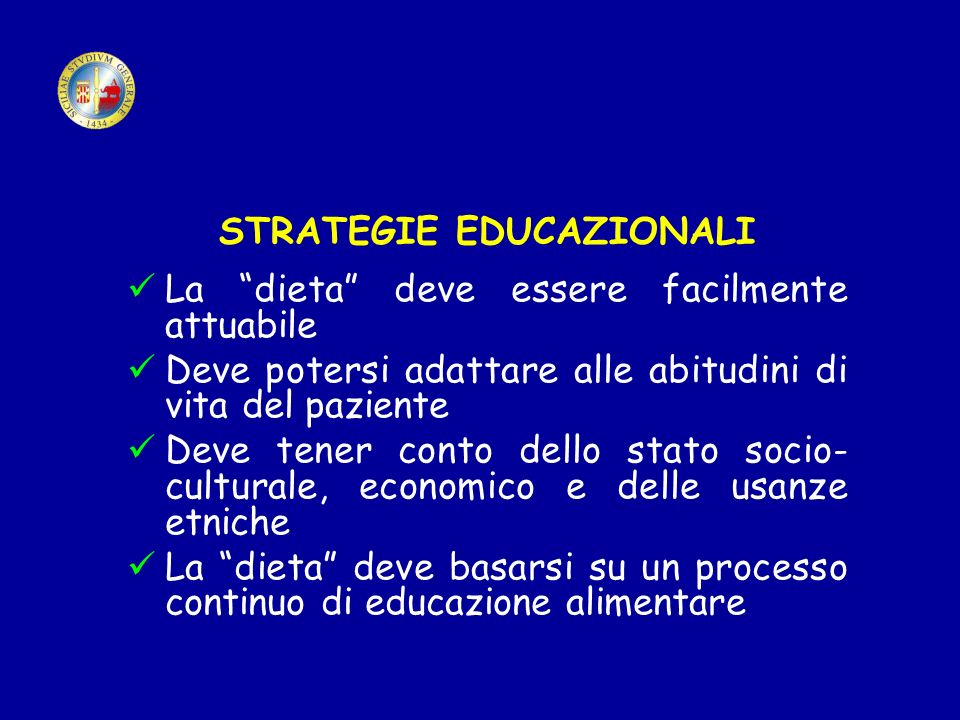 STRATEGIE EDUCAZIONALI