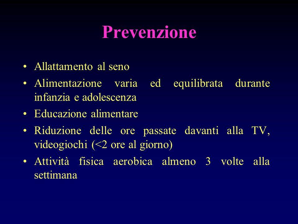 Prevenzione Allattamento al seno
