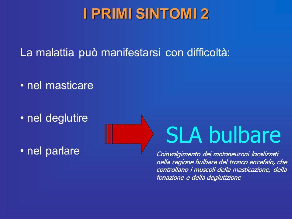 SLA bulbare I PRIMI SINTOMI 2