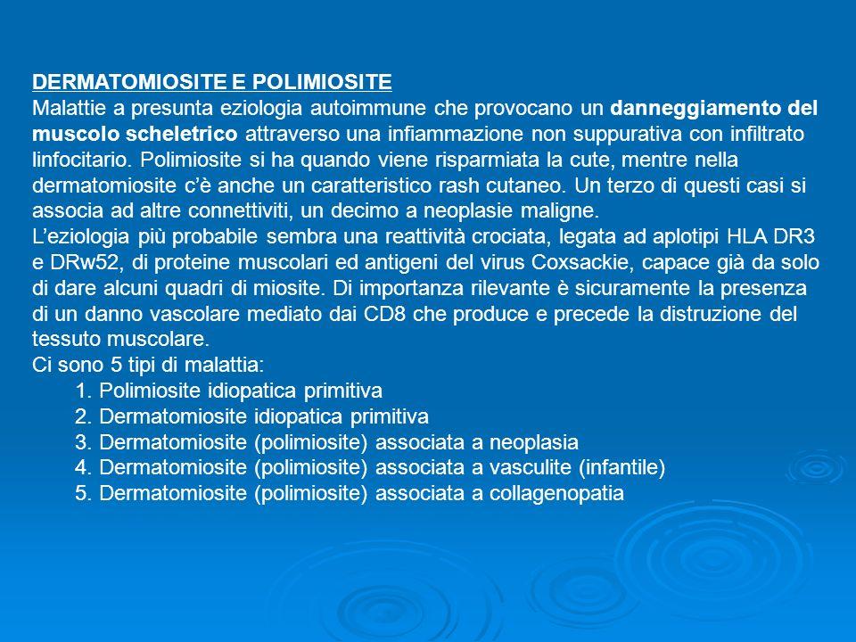 DERMATOMIOSITE E POLIMIOSITE