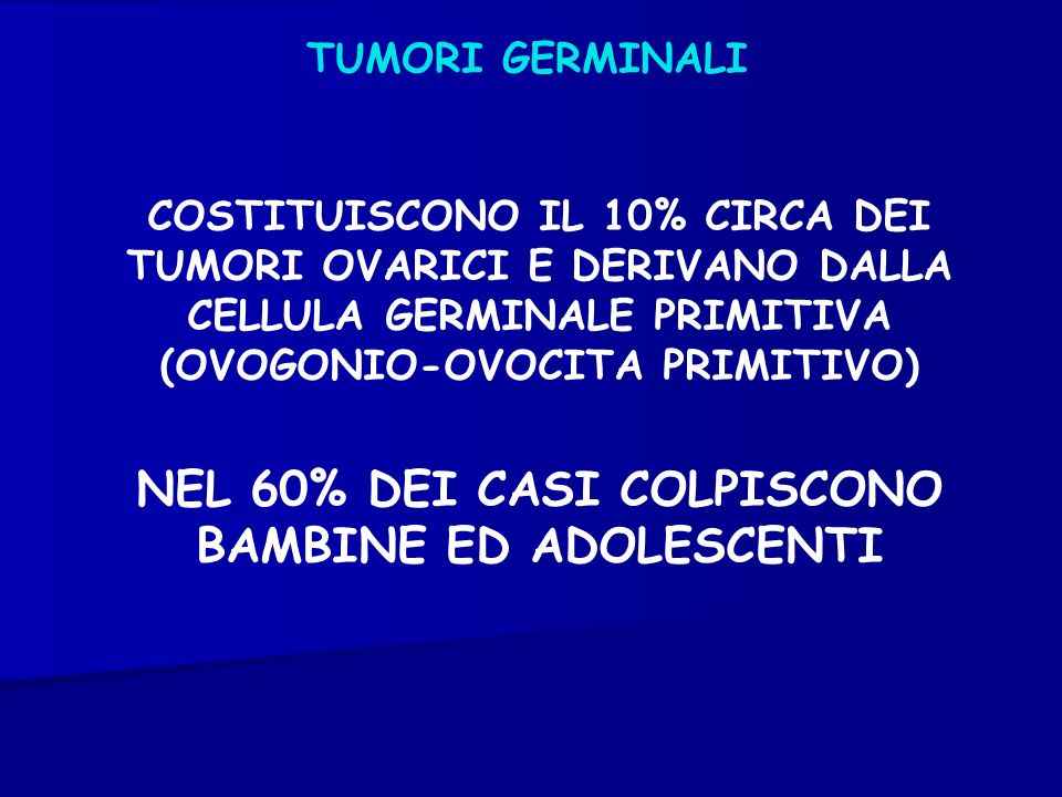 NEL 60% DEI CASI COLPISCONO BAMBINE ED ADOLESCENTI