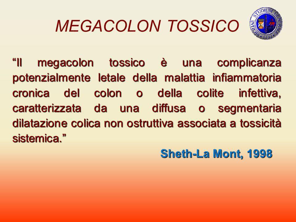 MEGACOLON TOSSICO