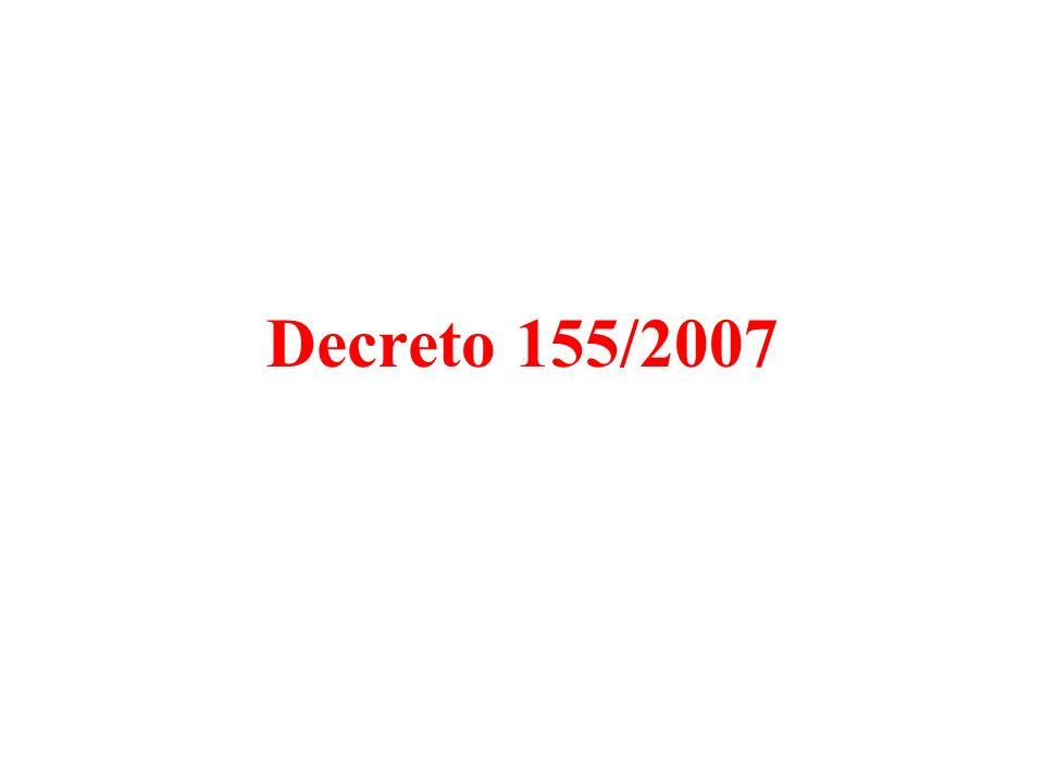 Decreto 155/2007