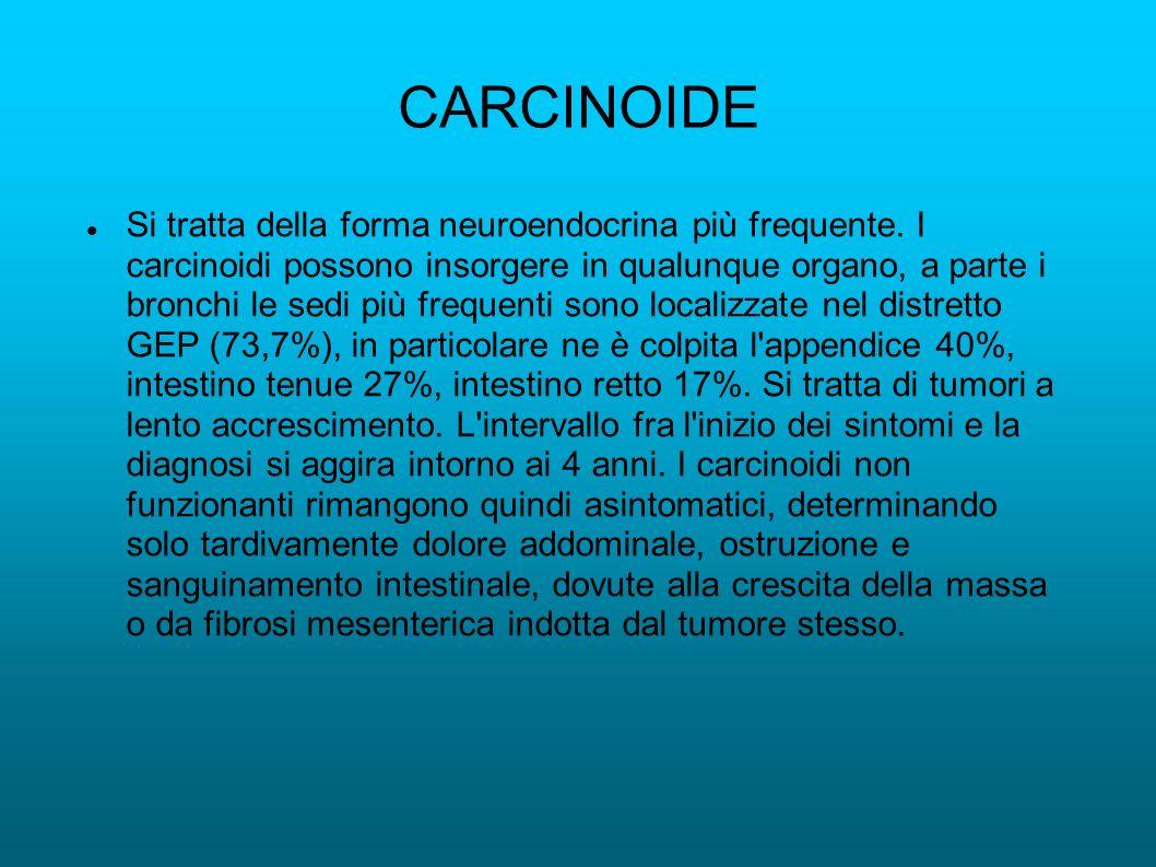 CARCINOIDE