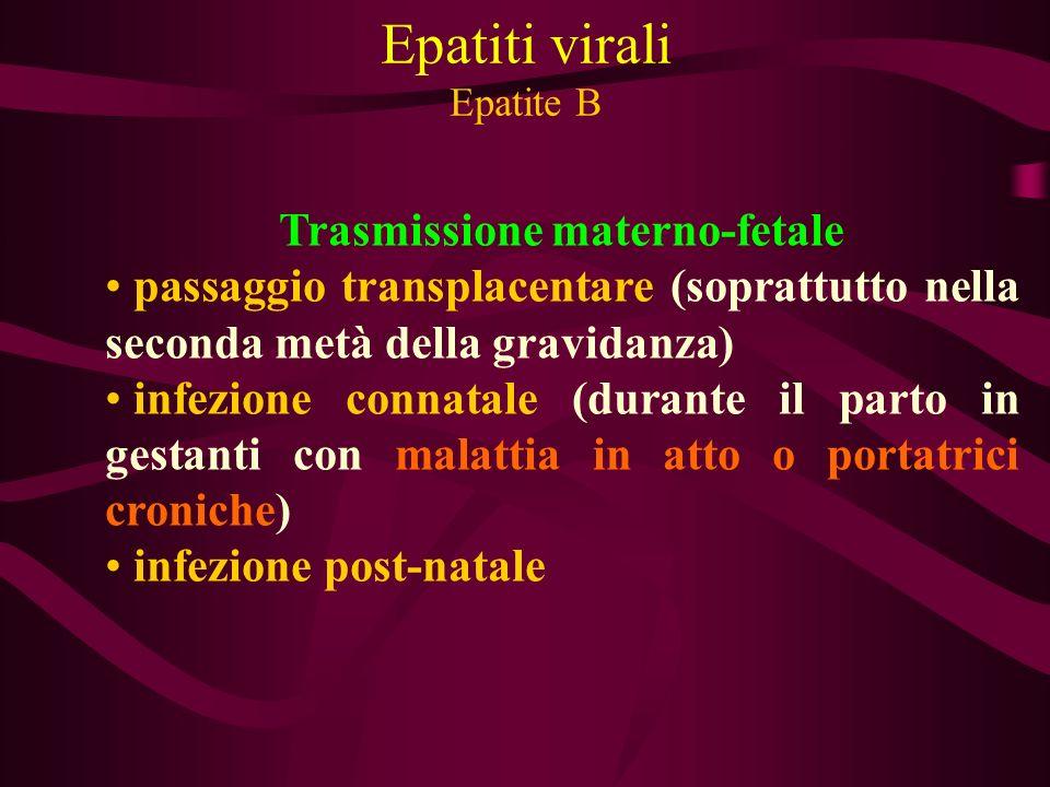 Epatiti virali Epatite B
