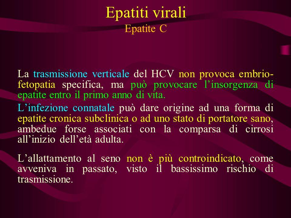 Epatiti virali Epatite C